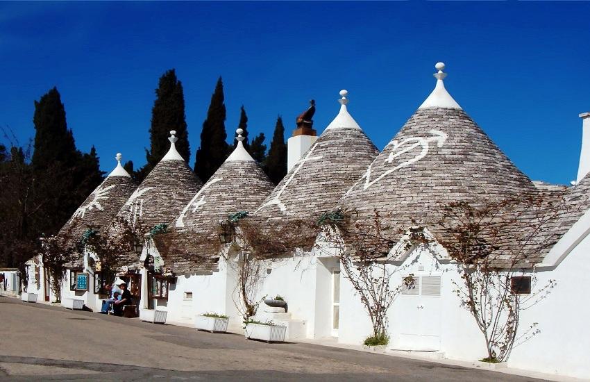 Mini Tour Puglia e Matera - partenza martedì